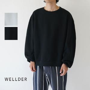 WELLDER  / ウェルダー / 2019AW / プルオーバー / BUCK SIDE TUC...