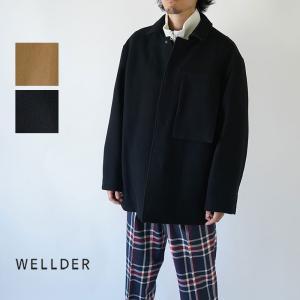 WELLDER  / ウェルダー / 2019AW / コート / BOXY CAR COAT / ...