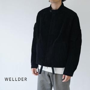 WELLDER  / ウェルダー / 2019AW / ライダースジャケット / FLAP POCK...