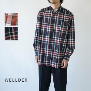 WELLDER  / ウェルダー / 2019AW / シャツ / WELLDER STANDARD...