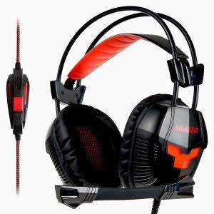 送料無料 ゲーミングヘッドセット PS4 SOULBEAT ヘッドホン 901シリーズ ゲーミング ...