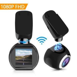 【WiFi対応】この車載ドライブレコーダーは WiFiでの通信に対応しており、App Store/G...