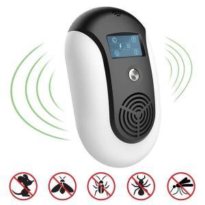 【最新技術採用】 害虫駆除器は業界最新技術を採用し、従来の単一超音波技術と違って、 同社のネズミ駆除...
