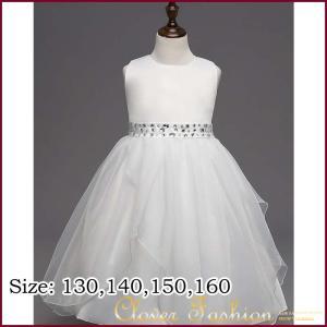 ドレス 発表会 ドレス 結婚式 カットスリーブ ドレス キッズ フォーマル 130 140 150 160 ホワイト レッド ネイビー パープル ローズ 結婚式 七五三 ワンピース|avivi
