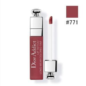 「商品情報」ディオール アディクト リップ ティントは、唇が自ら色づくような自然な仕上がりを叶える、...