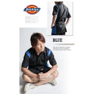 Dickies メンズ ディッキーズ ボーリングシャツ  ボウリングシャツ シャツ 大きいサイズ トップス avril 06