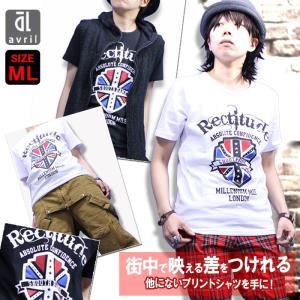 半袖Tシャツ メンズ ロゴ 黒 白 B 2 Tシャツ トップス|avril