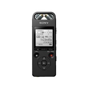 ソニー ステレオICレコーダー ICD-SX2000 ハイレゾ対応リニアPCM録音モデル|avshopaoba