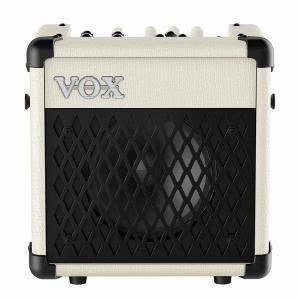 VOX MINI5 Rhythm モデリングアンプ リズムパターン内蔵 IV アイボリー/新品/送料...