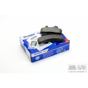 アストロ・サファリ AWD/4WD フロント ブレーキパッド 90-02 awaglobalimport