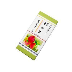 お線香 お香 アロマ 美味しい桃線香「幸誘甘40g×2袋」|awaji-baikundou