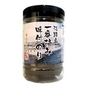 淡路島 一番摘み 味付のり 8切48枚 淡路島由良産(板のり6枚分)1個
