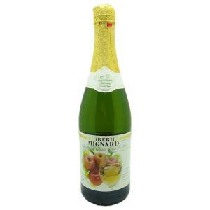 ノンアルコールスパークリングワイン CIDRERIES MIGNARD シドルリミニャール スパークリング アップル ジュース 750ml|awaji-gourmet