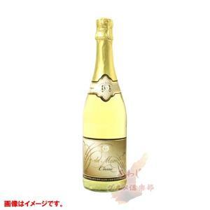 ノンアルコールスパークリングワイン DUC DE MONTAGNE デュク・ドゥ・モンターニュ・白 750ml 12本入 1ケース|awaji-gourmet