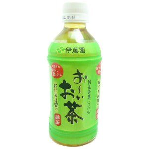 伊藤園 おーいお茶 350mlペット 24本入 2ケースまで同梱可能!|awaji-gourmet
