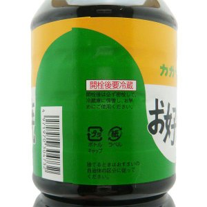 加賀屋醤油 お好み焼きソース 1Lペット 3本セット|awaji-gourmet|04
