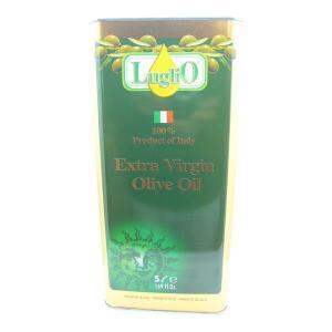 イタリア産 LugliO エクストラヴァージンオリーブオイル 5000ml 4本まで同梱可能!|awaji-gourmet