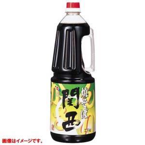 オリバー 焼そばソース 関西 2.1kgペット 6本入 1ケース 送料無料 awaji-gourmet