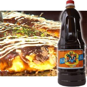 和泉食品 パロマお好み焼きソース(濃厚) 1.8Lペット 1本 awaji-gourmet
