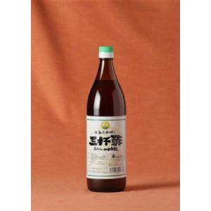 本家たかはし三杯酢 淡路島 手作りの味自慢 土佐風三杯酢 900ml|awaji-gourmet