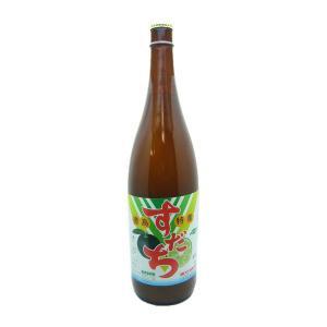 徳島県産 すだち酢 1800ml 瓶 1本