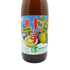 徳島県産 ゆず酢 1800ml 瓶 1本|awaji-gourmet|03