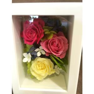 プリザーブドフラワーのアレンジメントで母の日 誕生日などのお祝い プレゼント 記念日に最適の贈り物 awaji-waka 03