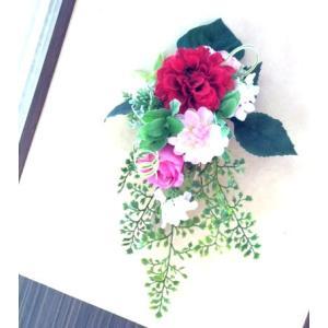 カベフルーリ ストロベリーローズ 安全で簡単に部屋に花を飾れる「大改造!!劇的ビフォーアフター」の匠デザイン監修【アタッチメントつき】|awaji-waka