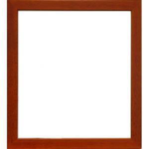 額縁 色紙額5768 ローズ /歩8/ガラス付き/木製/8×9寸/273×242mm|awajigaku