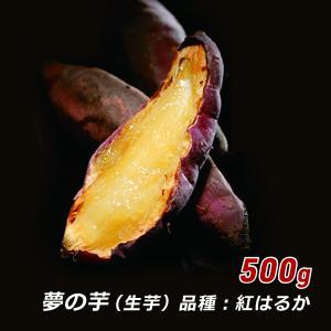 さつまいも 紅はるか 夢の芋 500g 袋詰め さんわ農夢 香川県三豊市 サツマイモ 薩摩芋 さつま芋 蜜芋 みつ芋 焼き芋|awajikodawari