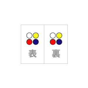 名刺印刷 500枚 表面カラー・裏面カラー / オフセット印刷|awake