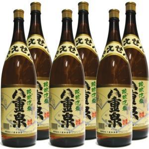 「お買い得」泡盛 八重泉30度 一升瓶 6本セット 1800ml|awamori-zizake