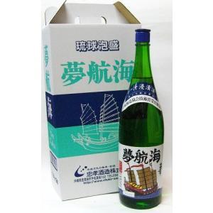 【泡盛】「一升セット」泡盛 夢航海 30度1800ml×2本 awamori-zizake