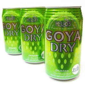 ゴーヤーDRY 6缶セット 「発泡酒 沖縄の地ビール」 350ml|awamori-zizake