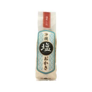 沖縄塩おかき(黒糖味、海老しお味)各120g入り|awamori-zizake