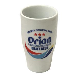 オリオンビール オリオン 陶器ビアグラス ビアグラス  沖縄限定  沖縄土産|awamori-zizake