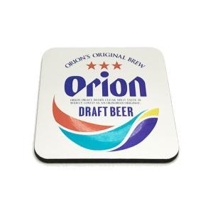 オリオンビール オリオンマグネットコースター 沖縄限定  沖縄土産|awamori-zizake