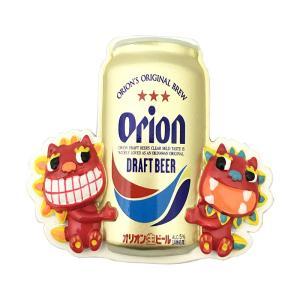 オリオンビール オリオンビールマグネットシーサー&缶 沖縄限定  沖縄土産|awamori-zizake