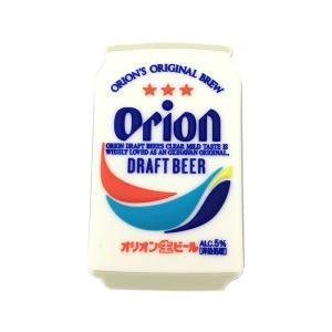 オリオンビール オリオンビールマグネット(缶) 沖縄限定  沖縄土産|awamori-zizake