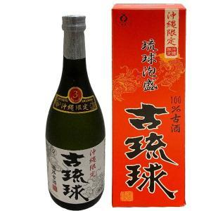 忠孝 古琉球3年 25度 720ml 沖縄  泡盛  古酒|awamori-zizake