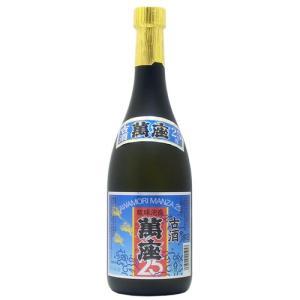 泡盛 萬座 マイルド古酒 25度 720ml|awamoriclub