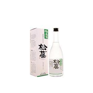 泡盛 松藤 老麹山水仕込み 粗濾過 44度 720ml|awamoriclub