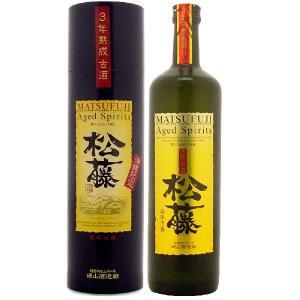 泡盛 松藤 3年古酒 30度 720ml|awamoriclub