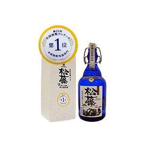 泡盛 松藤 限定3年古酒 43度 500ml|awamoriclub