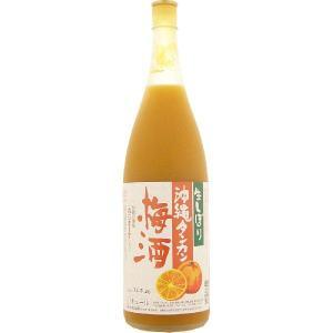 沖縄タンカン梅酒 10度 1800ml|awamoriclub