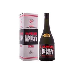 黒糖酒 50度 720ml|awamoriclub