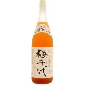 泡盛仕込み梅酒 梅千代 14度 1800ml|awamoriclub
