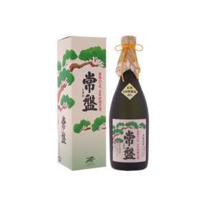 泡盛 常盤 古酒  5年 40度 720ml|awamoriclub