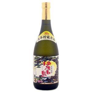 泡盛 伊是名島 5年貯蔵古酒 30度 720ml|awamoriclub