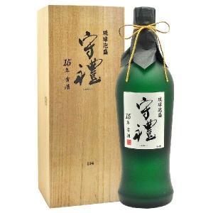 泡盛 守禮 15年古酒(シリアル番号付き) 42度 720ml|awamoriclub